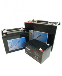 12VDC 100Ah AGM Deep Cycle Battery
