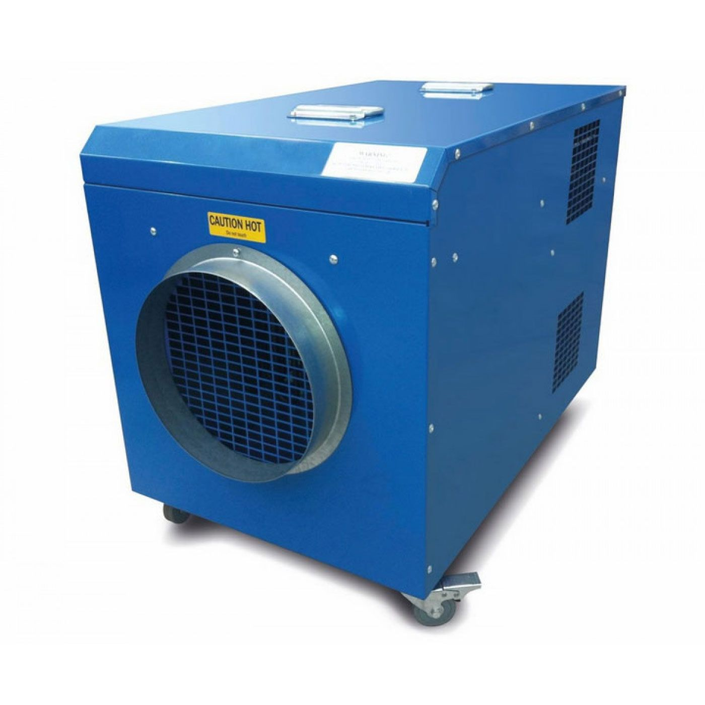 Industrial Duct Heaters : Blue giant series ff t industrial ducted electric heater