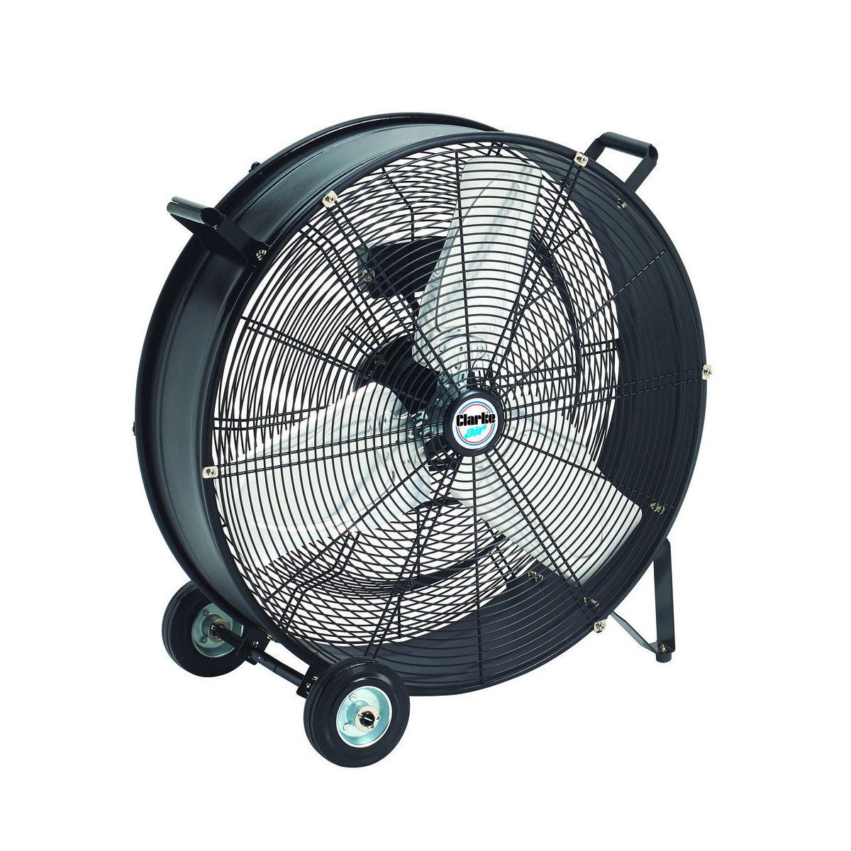 Clarke CAM30 30 Robust Portable Electric Drum Fan 8750cfm 240V~50Hz #567375