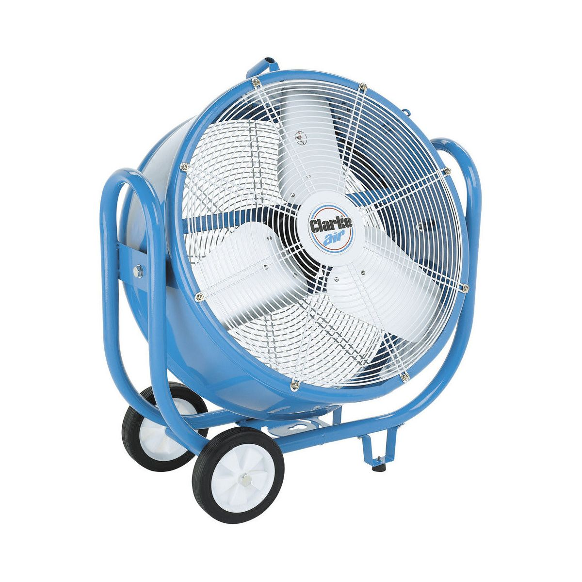 Portable Drum Fan : Clarke cam robust portable industrial electric drum