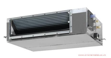 Daikin Ducted Air Conditioning Unit Comfort Inverter Heat