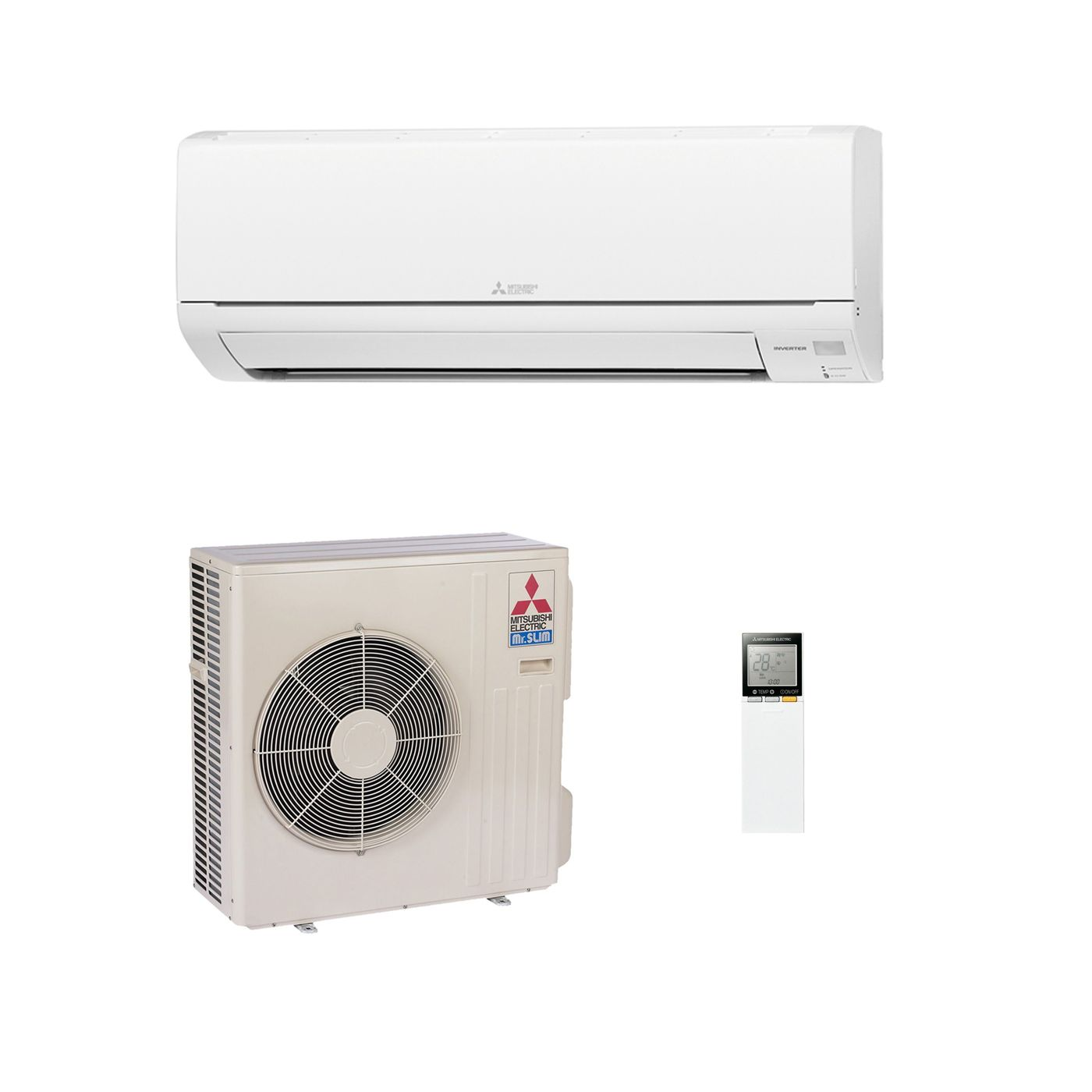 conditioners mitsubishi ductless indoor heat air wall mounted btu pump mszgl msz in unit