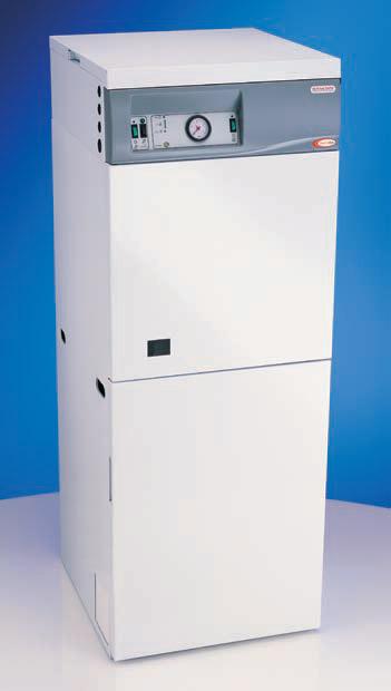 Electromax 6kw Electric Boiler 180 Litre Capacity 240v 50hz