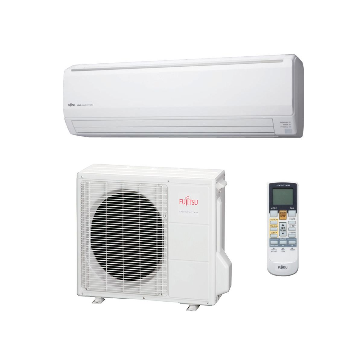 Fujitsu Air Conditioning Asyg30lmta Wall Mounted Heat Pump