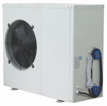 Kfr Thp13 Swimming Pool Air Source Heat Pump Water Heater 13 Kw 40000 Btu 240v 50hz