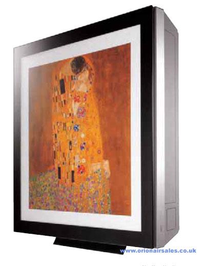 Lg Air Conditioning Artcool Gallery Multi 5 X 2 5 Kw 9000 Btu