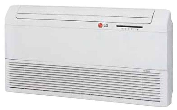 Lg Air Conditioning Uv24 Nbc Ceiling Floor Heat Pump 7