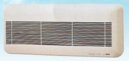 Mitsubishi Electric VL 100U Wall Mounted Heat Exchanger