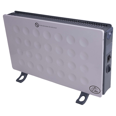 Ambient Air 2Kw Thermostatic Convector Panel Heater With 24Hr 7