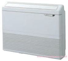 Sanyo Air Conditioning Floor Unit Sap Ftrv184eh Inverter