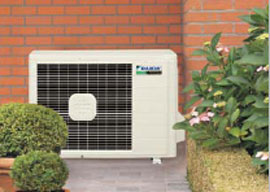 Daikin air conditioning split wall mounted inverter