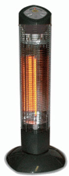 900W Patio Heater IP55 Hose Proof PWPH2000E 240V~50hZ