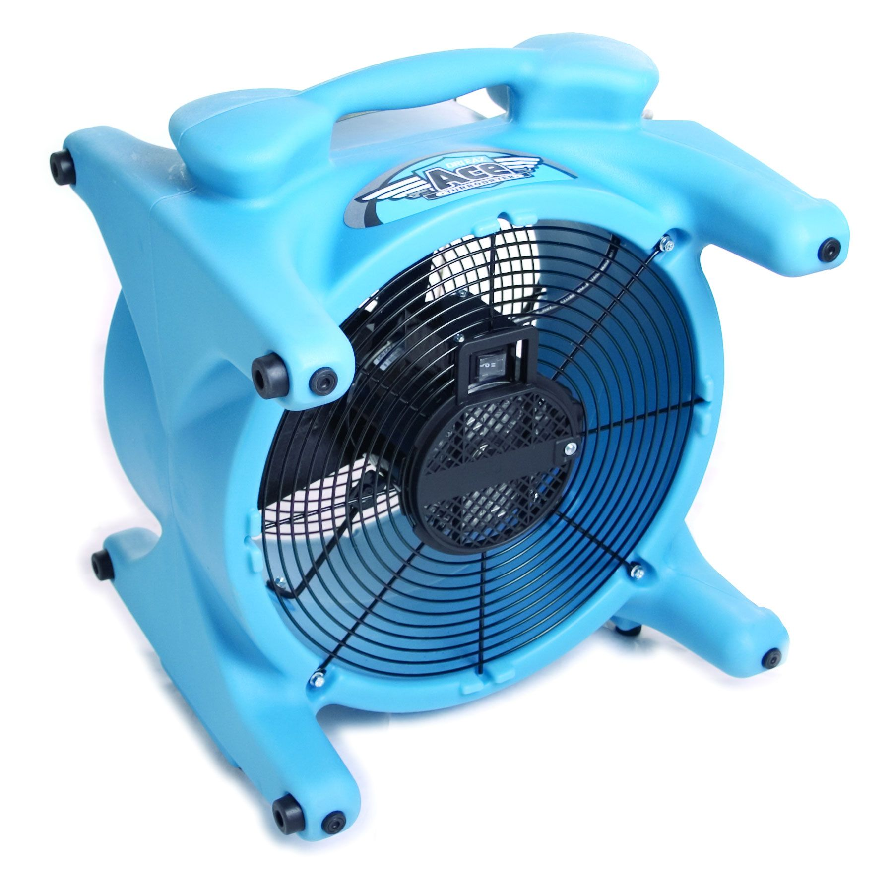 Ace Turbodryer 2 Speed 6 Position Air Mover 2823 M3 Hr