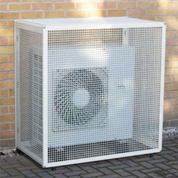 Air Conditioning Condensing Unit Small Protective Cage Cg S