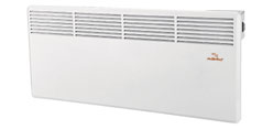 Ambientair 1.8Kw White Electric Wall Mounted Or Free Standing Panel Heater With Timer 240V~50Hz