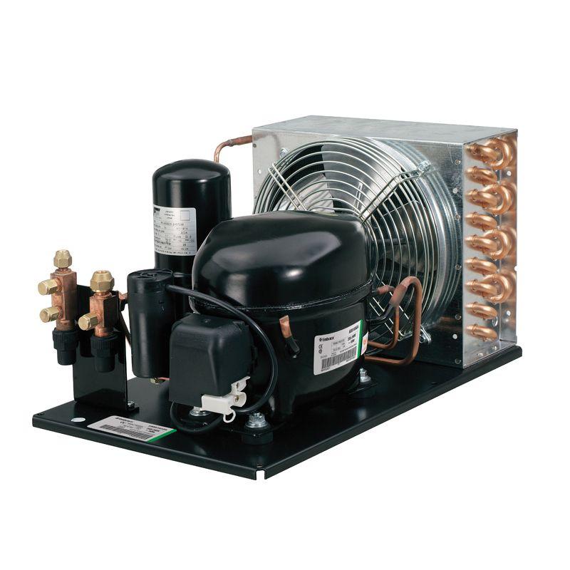 Aspera Embraco Refrigeration Condensing Unit R134a Medium
