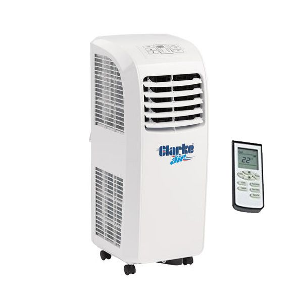 Clarke Ac7000 Cooling Only Air Conditioner With