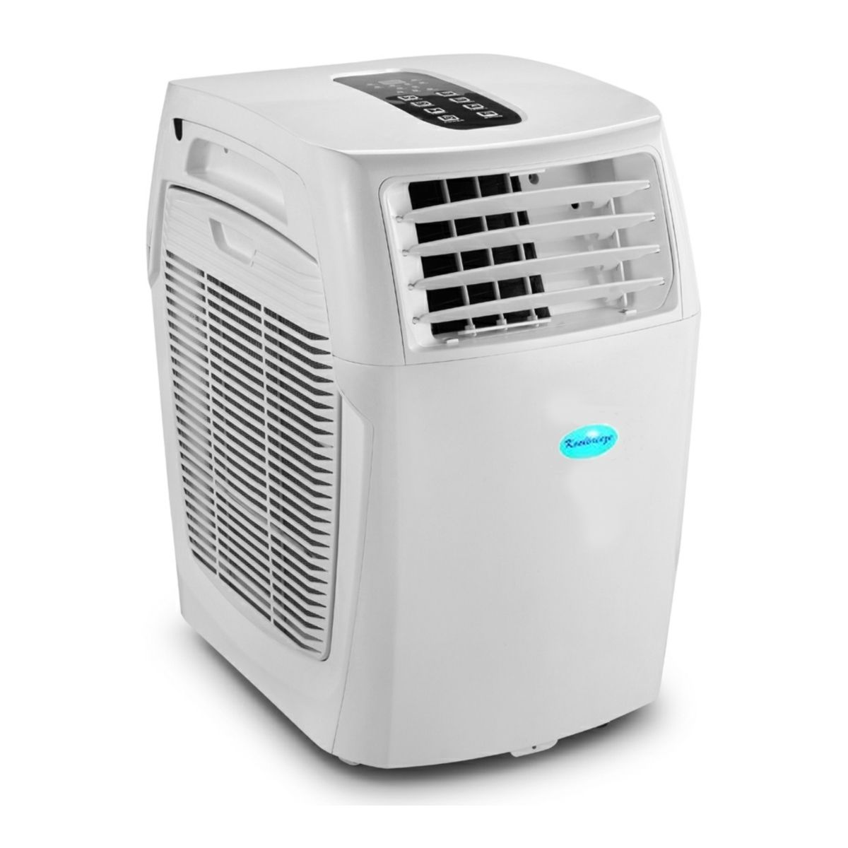 Portable Heat And Air Units : Climateasy compact heating and cooling portable air
