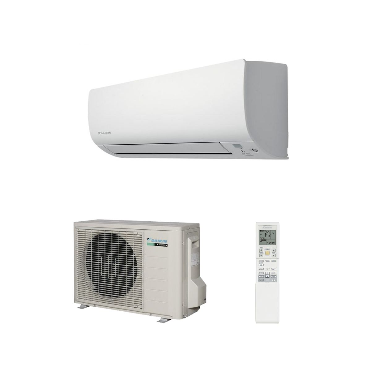 Daikin Air Conditioning Ftx71kv Wall Mounted Inverter Heat
