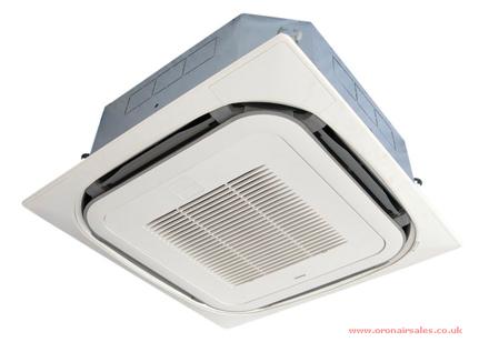 Daikin Air Conditioning Quot Siesta Quot Acq71a Cassette 7 4 Kw