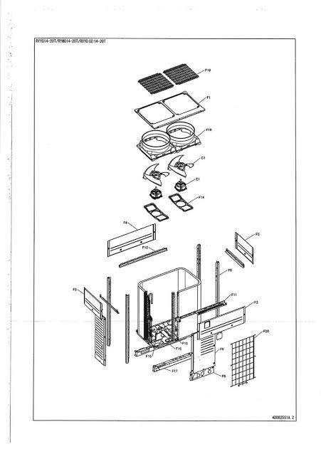 daikin air conditioning spare part eb13025