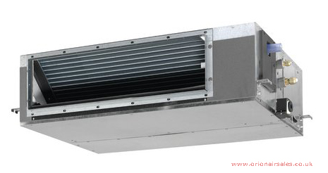 Daikin Ducted Air Conditioning Unit Comfort Inverter Heat