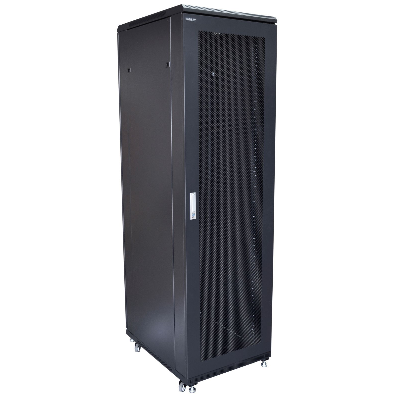 front racks cabinet racksolutions cabinets data enclosures rack center server base