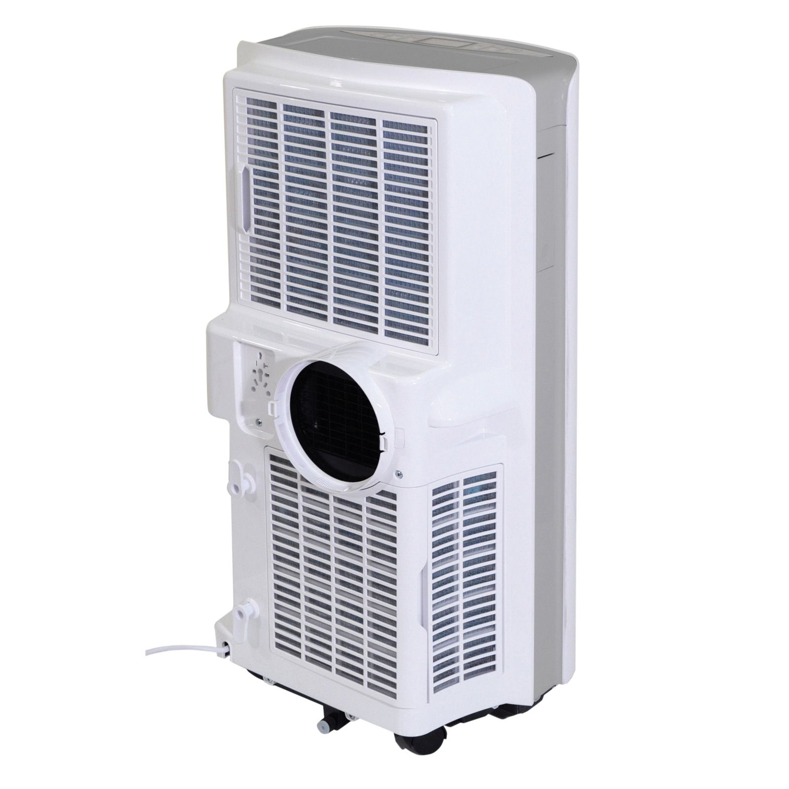 eh1640 portable air conditioner with remote control timer. Black Bedroom Furniture Sets. Home Design Ideas