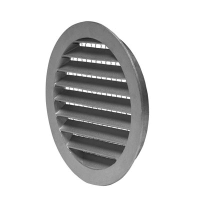 External Weather Louver Grille Valve For Outdoor Air