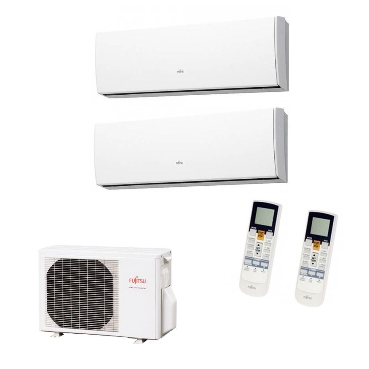 Fujitsu Air Conditioning Aoyg14lac2 Multi Split Inverter