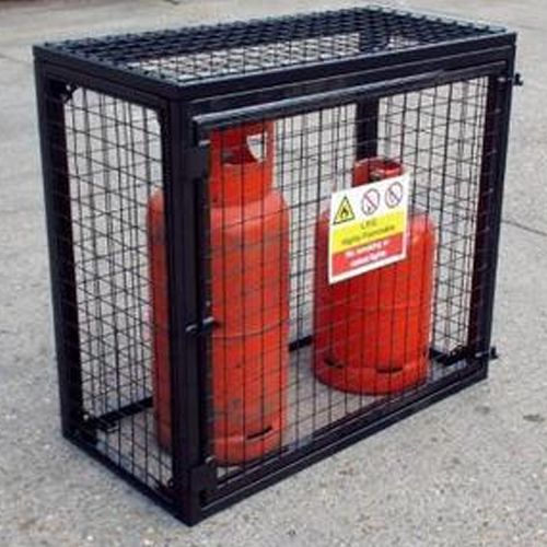 Gas Cylinder Cage GC05 B50010 H900 x W1000 x D500mm