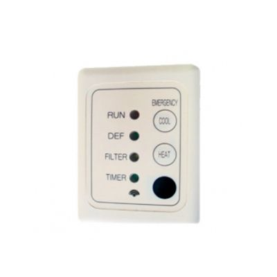Hitachi Air Conditioning PC-ALHD Infra-red Fascia Fit Receiver Controller For RCD Cassette Range