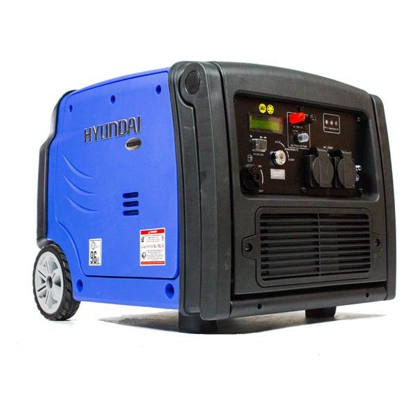 Hyundai Hy3200sei Portable Inverter Generator 3 2kw 4kva