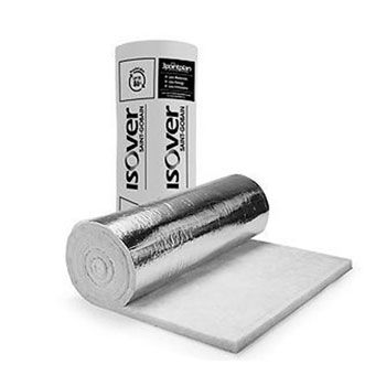 Isover Duct Wrap Insulation Thermal Wrap Roll With