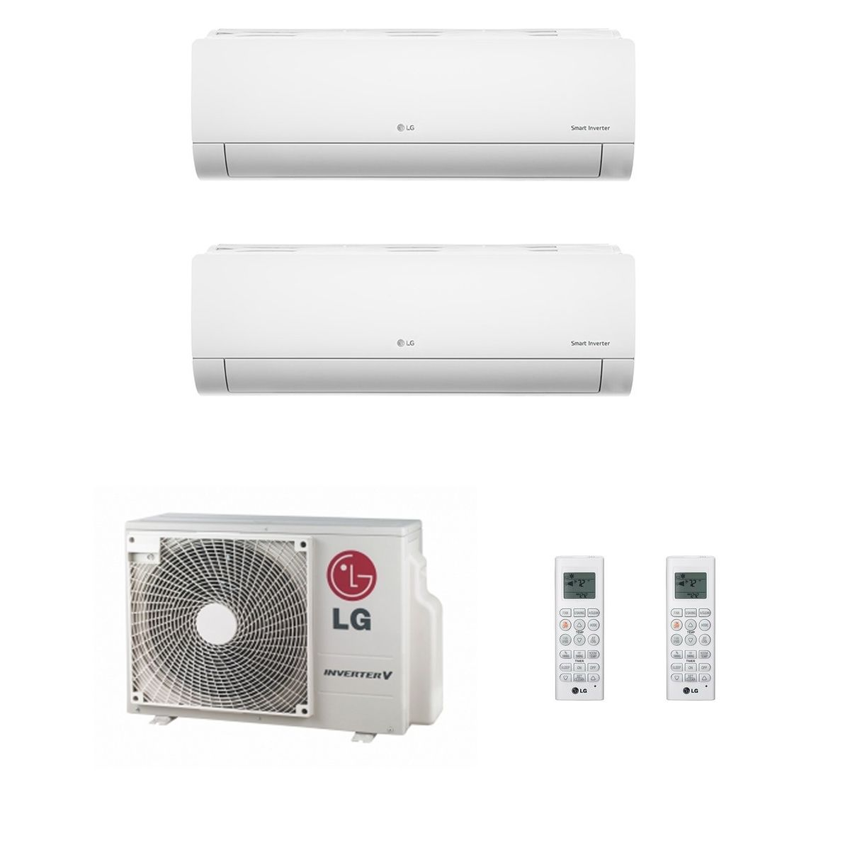 lg inverter heat pump manual