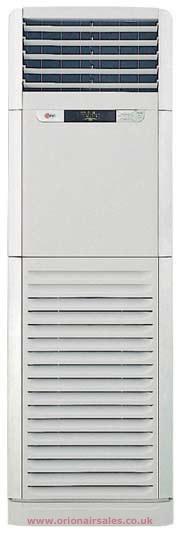 Air Conditioning Nfo Floor Standing Heat Pump Btu Fixed Speed