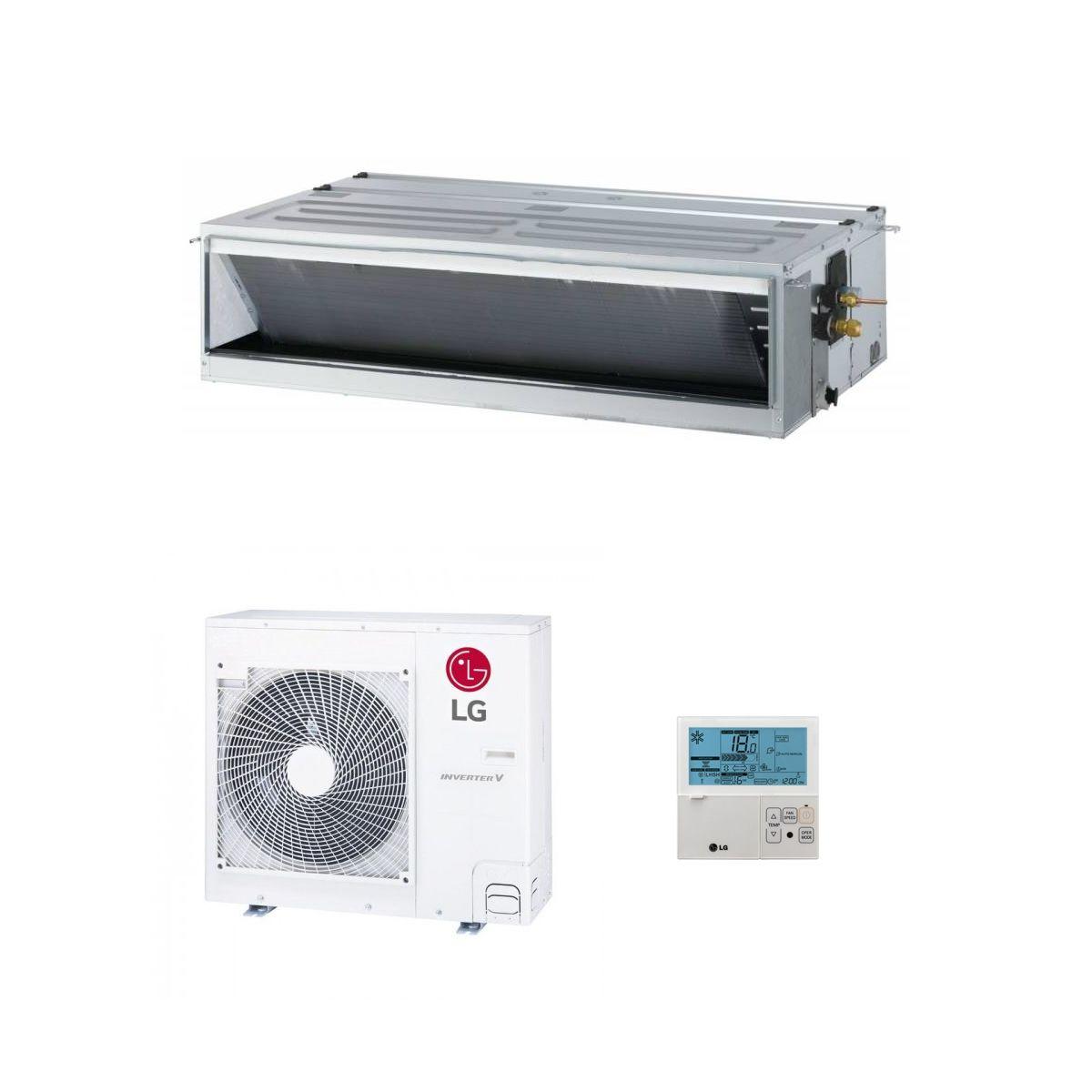 lg air conditioning um30n14 ducted heat pump 9kw 30000btu standard
