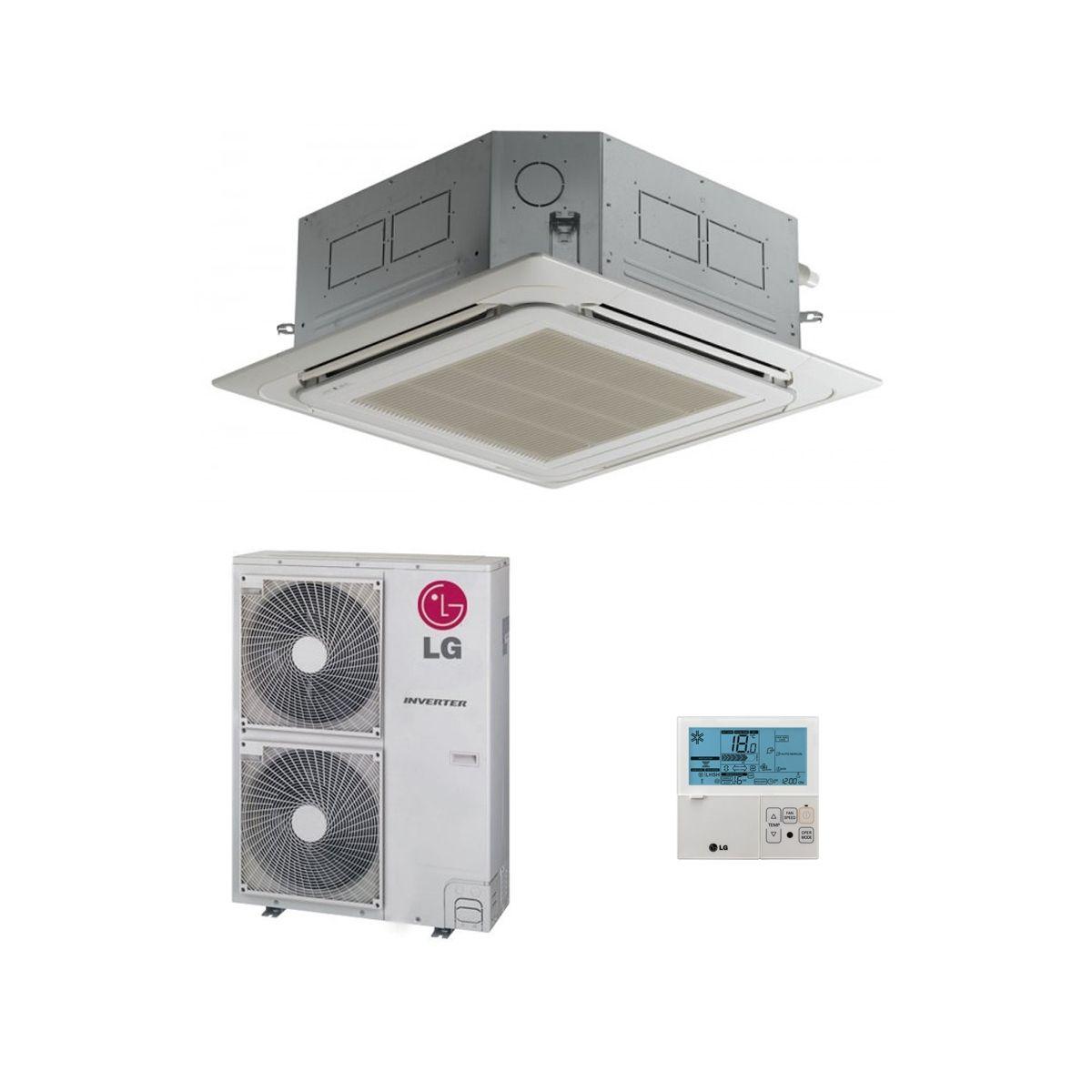 Lg Air Conditioning Ut42h Nm1 Cassette Heat Pump 12 5 Kw