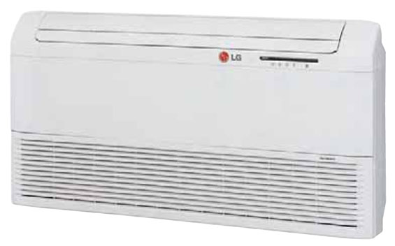 Lg Air Conditioning Uv24 Nbc Ceiling Floor Heat Pump 7