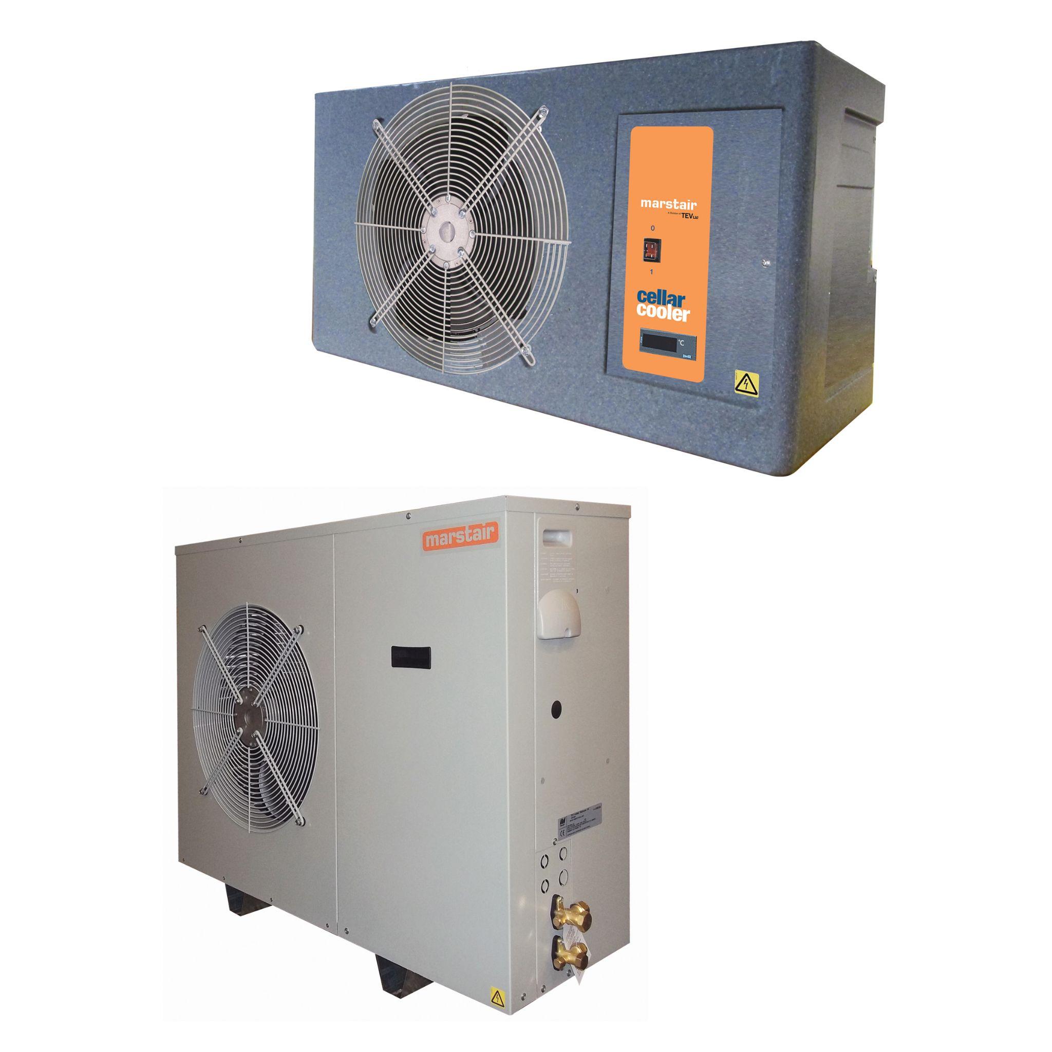 Marstair Cellarator Cx50 Cellar Cooling Complete System 4