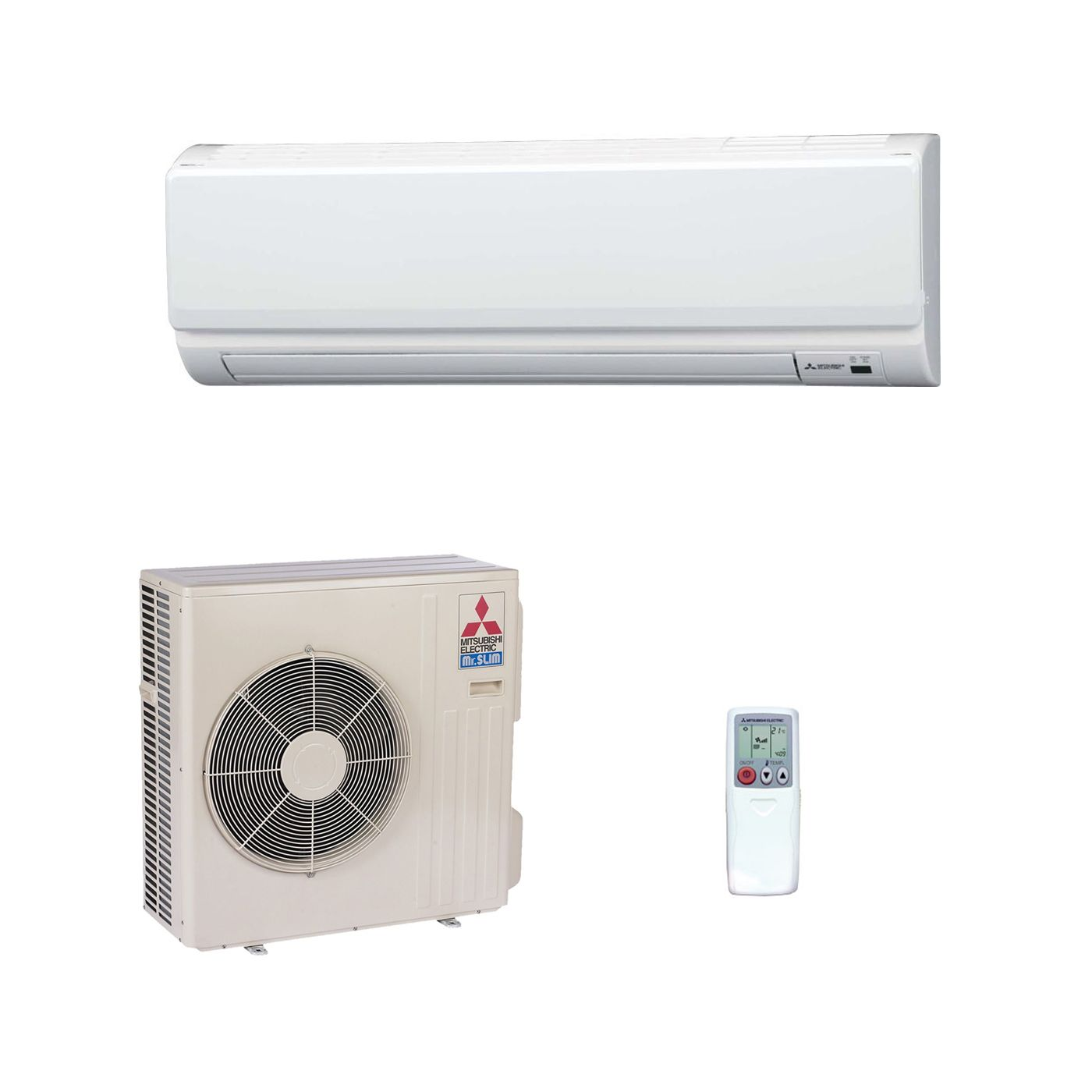 Mitsubishi Electric Air Conditioning Heat Pump Inverter Mr