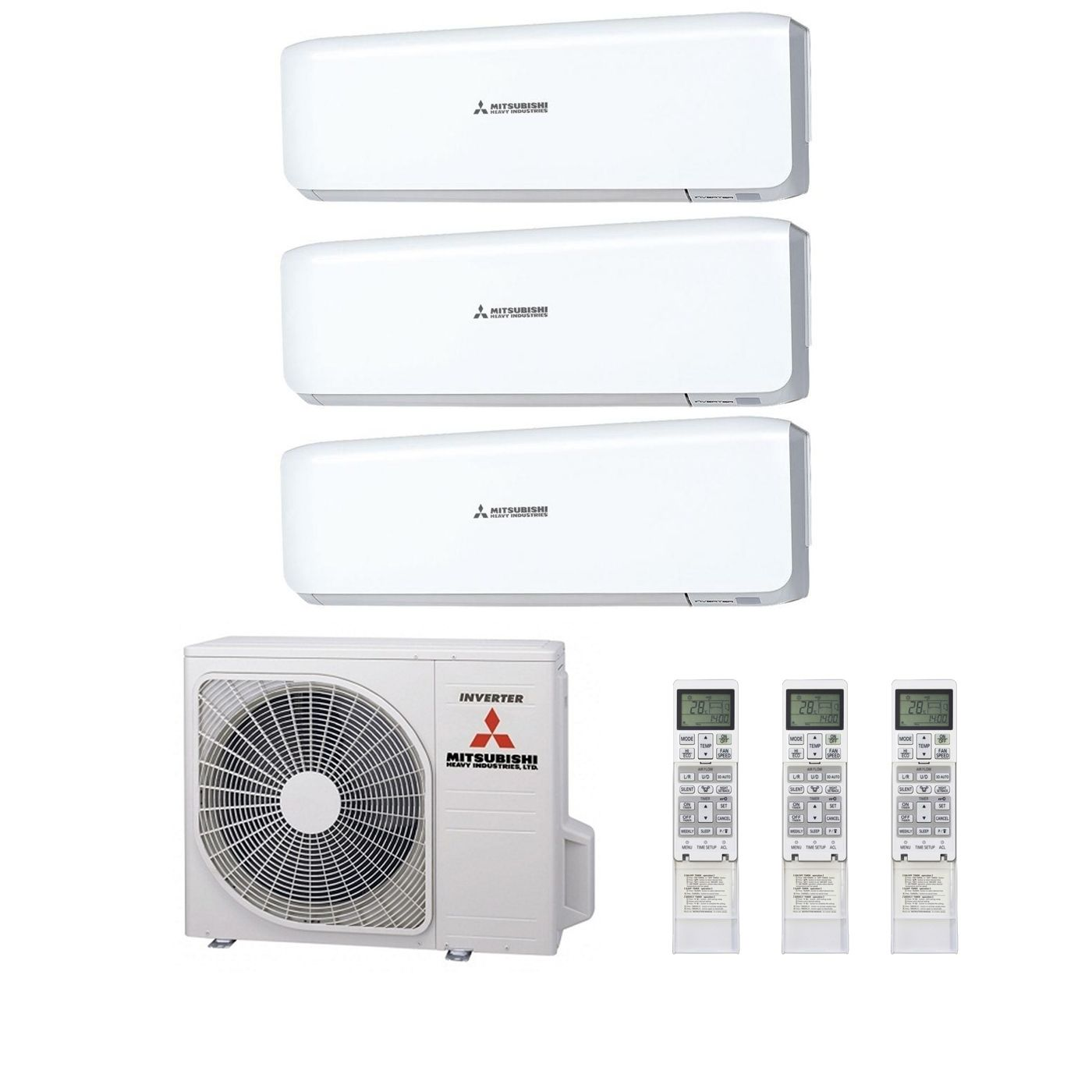 Mitsubishi Room Air Conditioner Reviews: Mitsubishi Heavy Industries Air Conditioning SCM60ZM-S