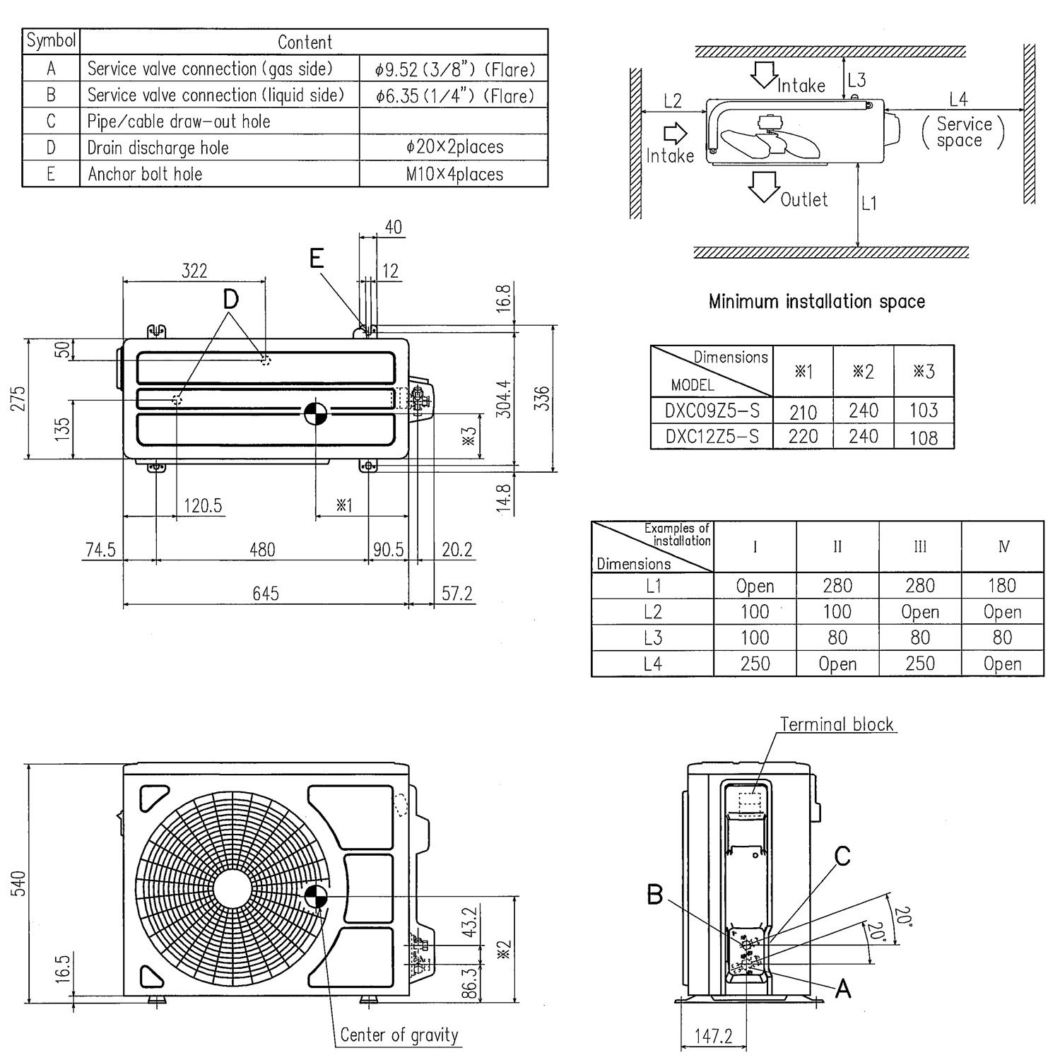 Mitsubishi Heavy Industries Air Conditioning Wiring Diagram Alternator Wiring  Diagram Air Conditioner Wiring Diagram 1994 Ford L9000