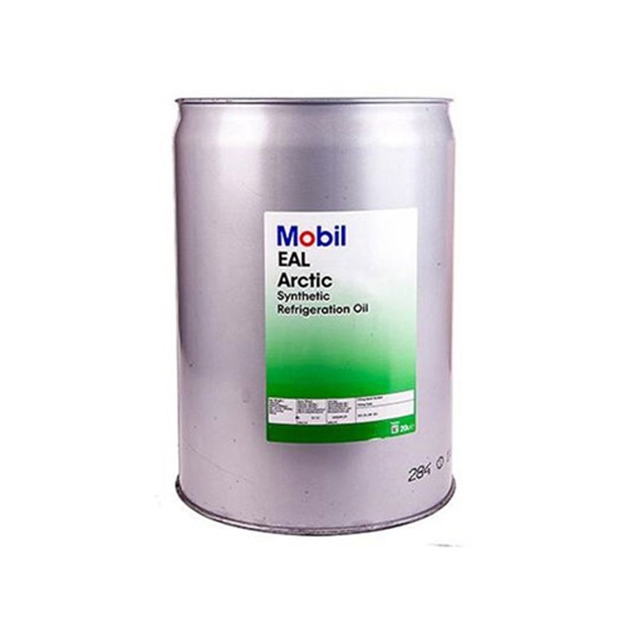 Mobil Arctic 32 EAL 32 Refrigeration Oil Lubricant 20 Litre Drum