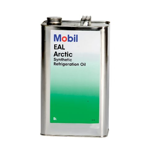 Mobil EAL Arctic Series Arctic 46 Refrigeration Oil Lubricant 4 x 5 Litre