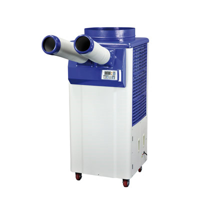 Portable Air Conditioner Titan-Cool TC25 (7.3 kW / 25000 Btu) Industrial Air Conditioning 240V~50Hz
