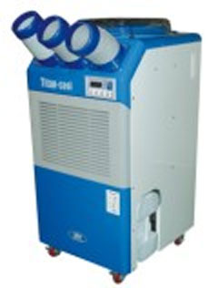air conditioning portable unit. portable air conditioner titan-cool tc32 (9.4 kw / 32000 btu) industrial unit . conditioning