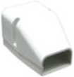 Professional air conditioning duct trunking End 70mm x 65mm