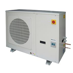 RivaCold Refrigeration ERL140Z6111 Housed & Dressed Condensing Units 1.5Hp 240V~50Hz