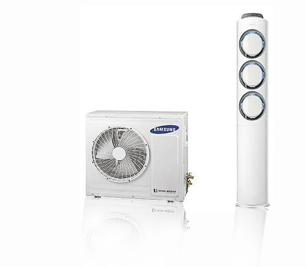 Samsung air conditioning q9000 floor console inverter for Climatiseur mural 24000 btu